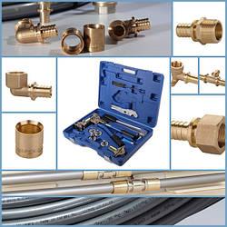 Натяжные системы трубопроводов «Heat-PEX»