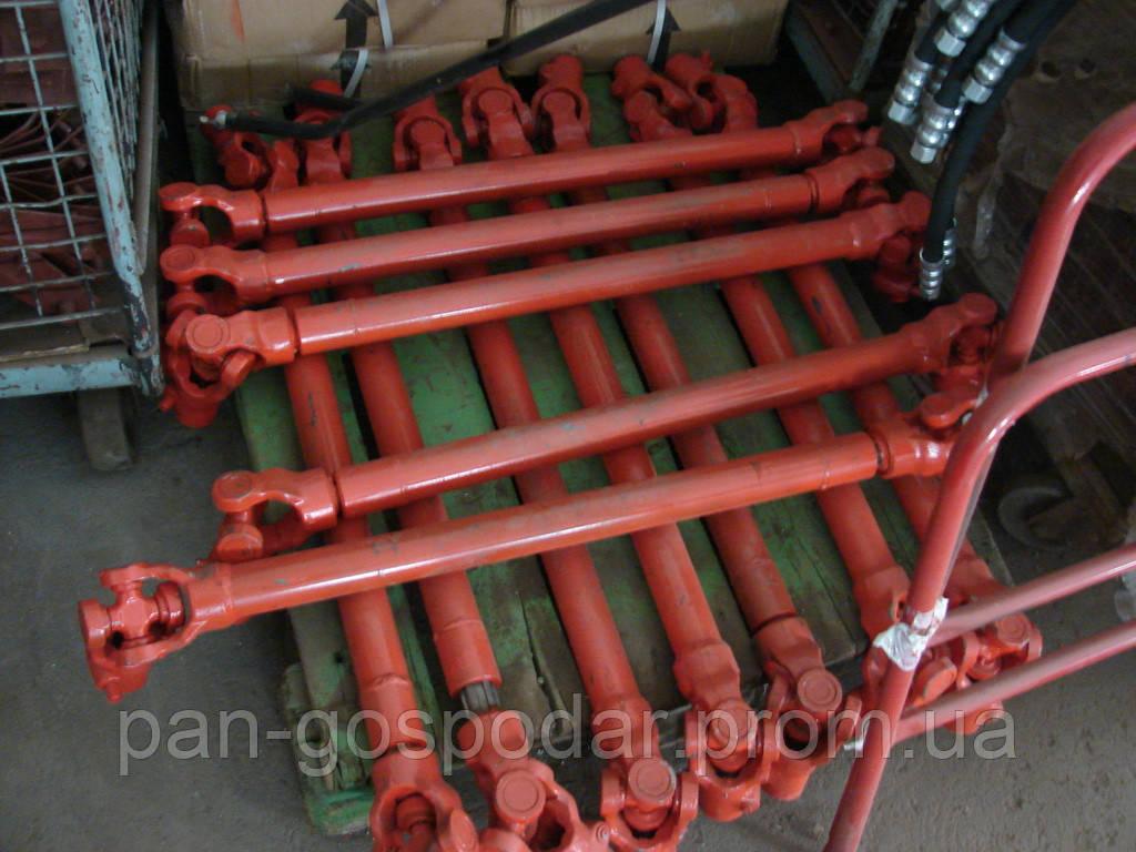 Вал карданный (кардан) 6х6 110 см. шлицевой (длинный)