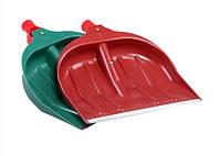 Лопата БОЛЬШАЯ снегоуборочная пластмассовая  без черенка