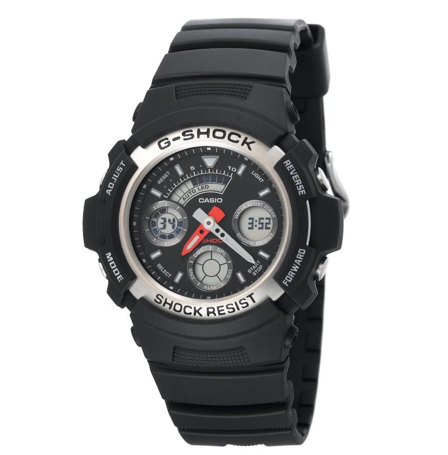 Годинники чоловічі Casio G-Shock AW-590-1AER
