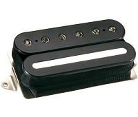 Звукосниматель для гитары DIMARZIO DP207FBK D SONIC F-SPACED (BLACK)
