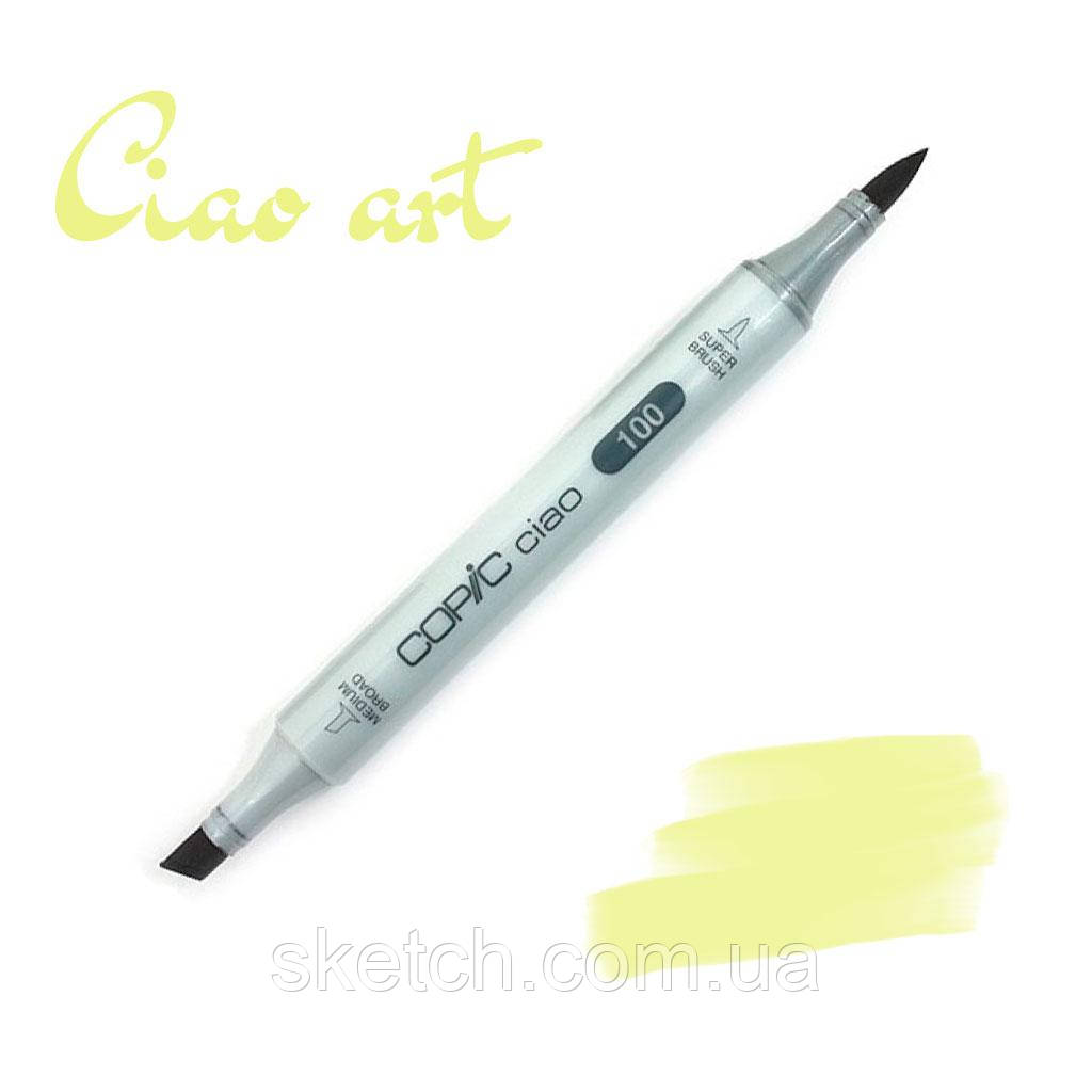 Copic маркер Ciao, #Y-00 Barium yellow