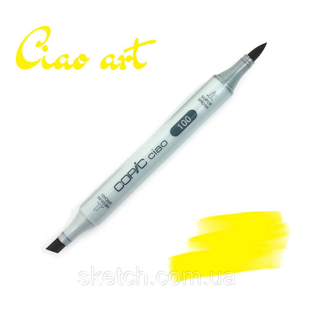 Copic маркер Ciao, #Y-08 Acid yellow