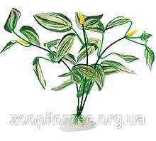 Растение для аквариума Ferplast (Ферпласт) Gymnocoronis Гимнокоронис пластик BLU 9080, 20 см