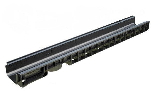 Лоток водоотводной PolyMax Basic ЛВ-10.15.06-ПП пластиковый