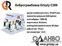 Виброплита - вибротрамбовка GRizzly C300