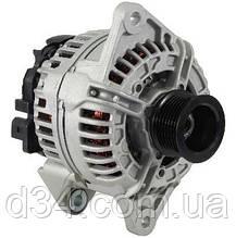 Генератор 2.3JTD FIAT Ducato/Boxer/Jumper 86-06 BOSCH 0124325053
