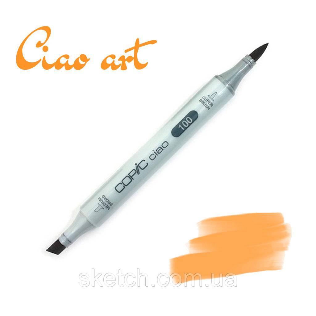 Copic маркер Ciao, #YR-04 Chrome orange