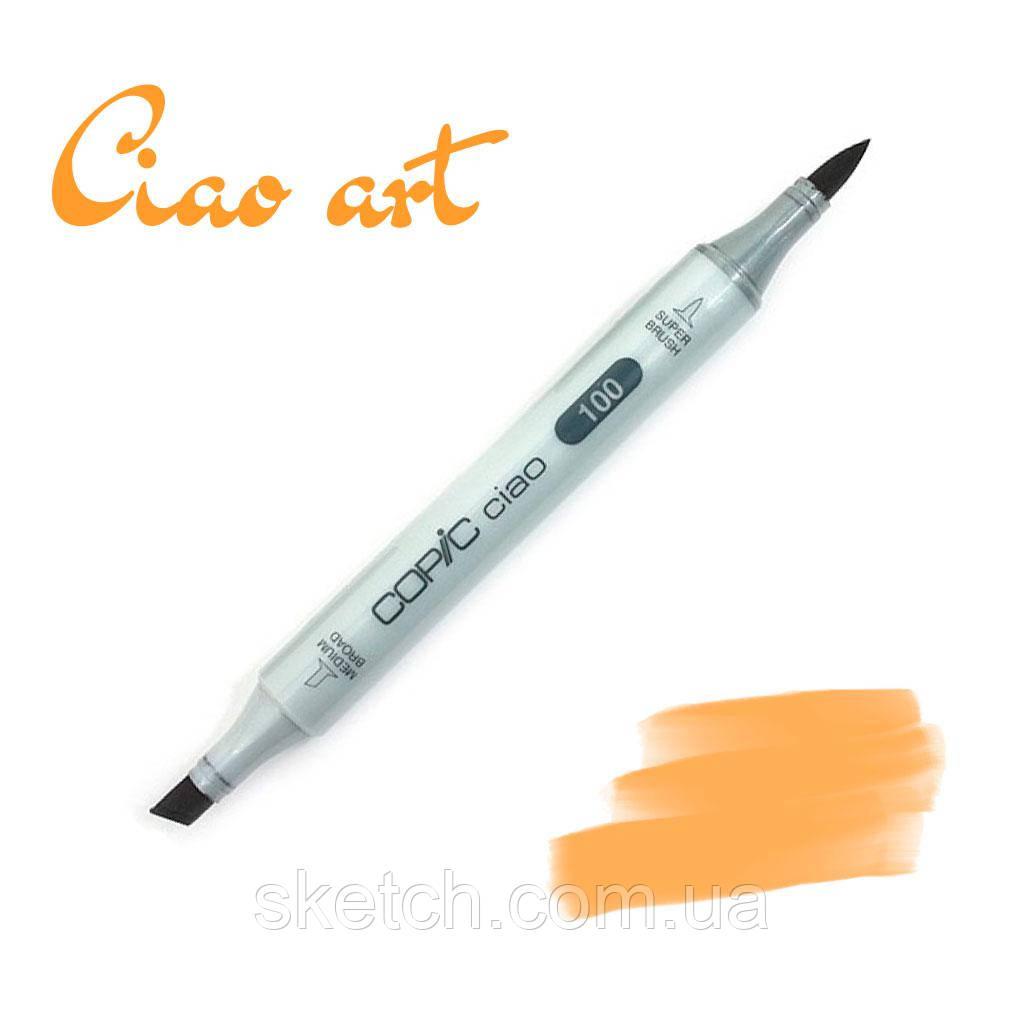 Copic маркер Ciao, #YR-15 Pumpkin yellow