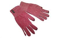 Перчатки для сенсорного экрана Decathlon (разные размеры) розовые  Размер S
