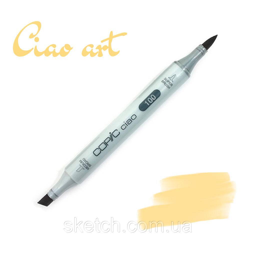 Copic маркер Ciao, #YR-31 Light yellow reddish