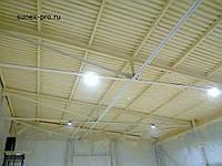 Утепление потолка пенополиуританом ппу