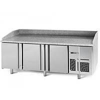 Холодильный стол для пиццы POI207 GGM GASTRO