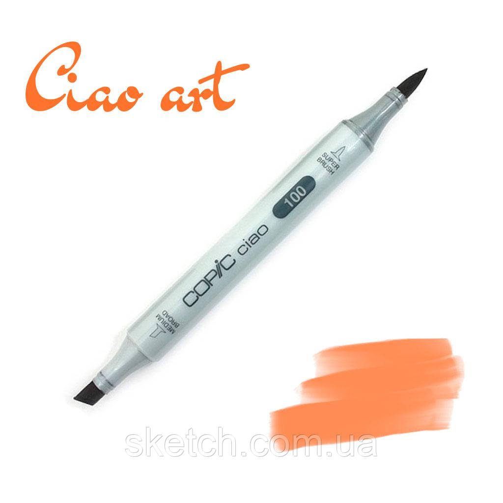 Copic маркер Ciao, #YR-68 Orange