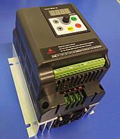 Частотный преобразователь для электродвигателя  Инвертор 3,0 кВт 220В