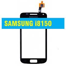 Сенсорний екран Samsung i 8150 Galaxy W BLACK, фото 3