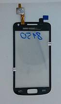 Сенсорний екран Samsung i 8150 Galaxy W BLACK, фото 2