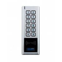 Бездротова клавіатура з вбудованим зчитувачем SEVEN Lock SK-7713