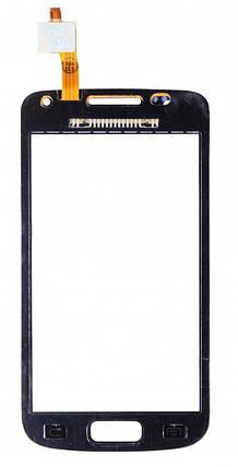 Cенсорный экран Samsung i 8150 Galaxy W WHITE, фото 2