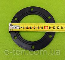 Гумовий ущільнювач для бойлерів TESY - прокладка Ø125мм / 6 отворів (під фланець з сухими тенами)