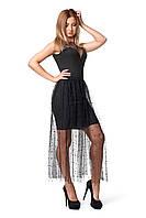 Вечернее платье длины мини, фото 1