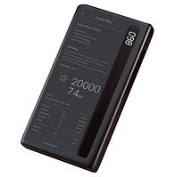 Портативное зарядное устройство Remax Linon Pro RPP-73 20000mAh (Black)