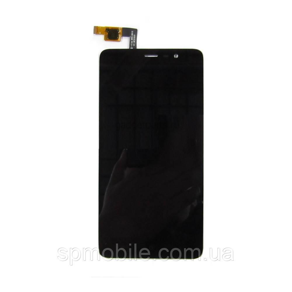Дисплей Xiaomi Redmi Note 4 с тачскрином (Black)