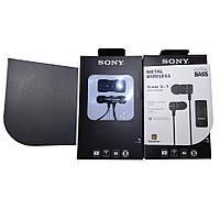 Вакуумные  наушники с гарнитура  SONY  MDR EX-600 BT Bluetooth