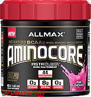 BCAA Аминокор, AminoCore BCAA Pink Lemonade AllMax, 462 g