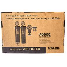 Блок подготовки воздуха профессиональный Italco AC6002