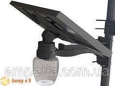 Автономна сонячна паркова система освітлення LED-NGS-61 20Вт 2000Lm 6500K
