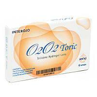 Линзы месячной замены Interojo O2O2 Toric-(1 шт. 190 грн.) a9294c83c4674