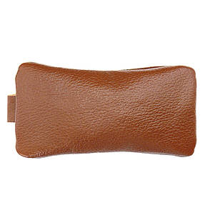 Ключница плоская BagHouse кожаня 13х7,5 см коричневая  клп13кор, фото 2