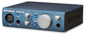 USB-аудиоинтерфейс для iPad PRESONUS AUDIOBOX IONE