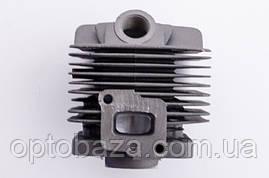 Цилиндро-поршневая группа 34 мм (черная) для мотокос серии 40 - 51 см, куб, фото 3
