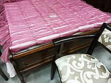 Спальня деревянная в классическом стиле Флора,  Evrodim орех, темный орех, фото 2