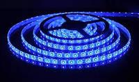 Светодиодная лента герметичная MTK-300BF3528-12 Синий
