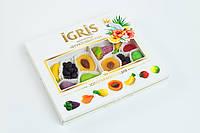 "Мармелад фрукты  ""Игрис"" в коробке  вес 550 грамм"