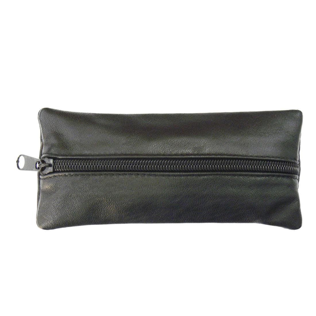 Ключница BagHouse плоская 15 Х 7 см из натуральной кожи клп15ч
