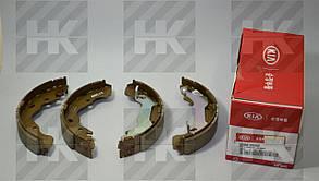 Колодка тормозная задняя барабанная MOBIS 58350-2KA00