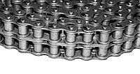 Цепь (ланцюг) приводная роликовая  2ПР-15,875 (длина 1м) БАДМ