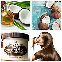 Кокосовое масло для волос и тела COCOCARE Coconut Oil, фото 1
