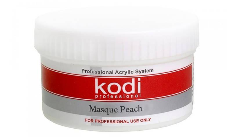 Матирующая акриловая пудра персик + Kodi professional 60гр., фото 2