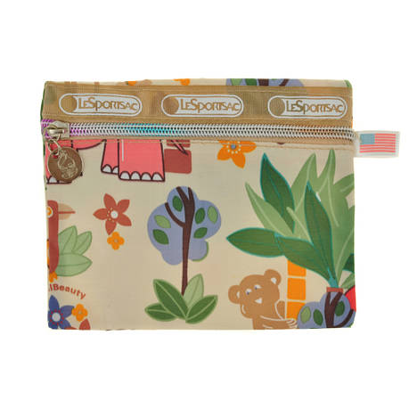 Косметичка-кошелёк BagHouse женская, материал нейлон 17х12    к 8, фото 2