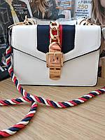 Сумочка Gucci белая, фото 1