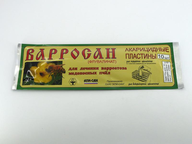 Варросан (10 полоск) Апи-Сан, Россия