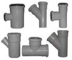 Тройники для внутренней канализации