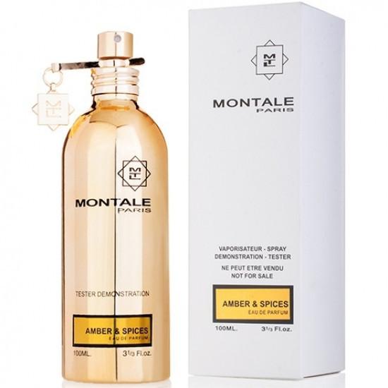 Парфюмированная вода (тестер) Montale Amber & Spices 100мл
