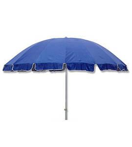 Зонт пляжный, садовый, 12 спиц, с клапаном