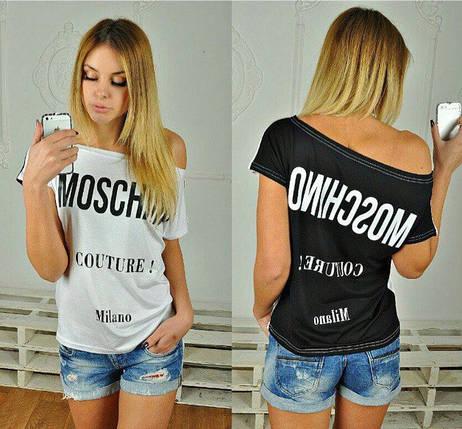 Женская летняя футболка, фото 2